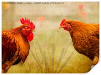 Hen Party, Do You Come Here Often?, Print