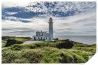 Turnberry Lighthouse, Print