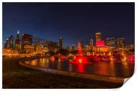 Chicago, Print