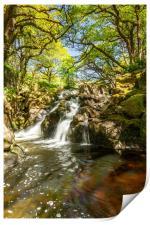 River Avon, Dartmoor, Print