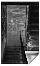 The Stairwell, Print