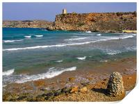 Mediterranean Bliss, Print