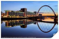 Glasgow Clyde Arc, Print