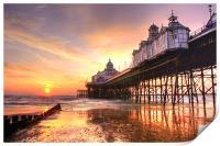 Eastbourne Sunrise, Print
