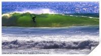 Surfers Paradise, Print