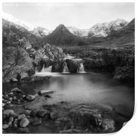 The Fairy Pools, Print