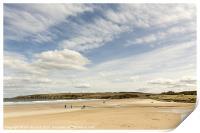 Sandend Beach Photo, Print