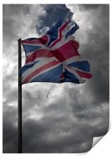 Broken Britain, Print