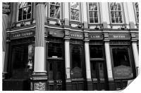 Leadenhall Market London, Print