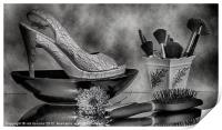 ALL ABOUT THE SHOES, Print