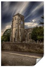 THE BELL TOWER, Print