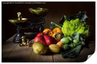 The Greengrocer, Print