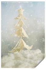 Christmas Tree Fantasy, Print