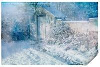 Fairytale Christmas, Print