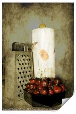 Just a Bowl of Cherries, Print