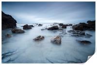 Trevaunance Cove, Print