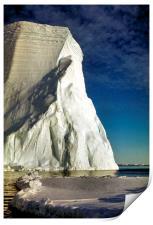 Magnificant Iceberg, Cape Roget, Antarctica, Print
