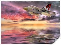 Dawn Patrol - Tornado GR4, Print