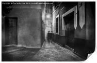 Strangers in the night, Print