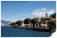 Lake Garda , Print