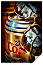 Designer Cola!, Print