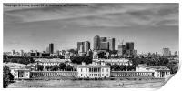 Greenwich, Print