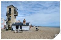 Aldeburgh Beach, Print