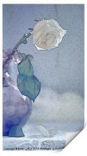 Moody Blue, Print