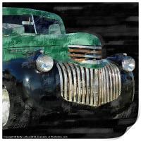 Chevrolet Pickup 1, Print