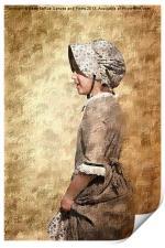 The Pioneer Girl 2, Print