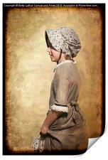 Pioneer Girl, Print