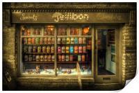 Jellibon, Print