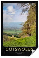 Cotswolds, Print