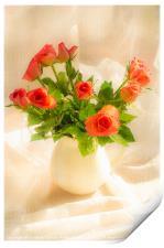 Red Roses, Print