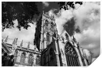 St Georges Church,Doncaster, Print