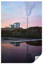 Urban Reflections, Print