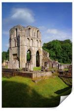 Roche Abbey Ruins 2, Print