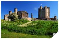 Conisbrough Castle , Print