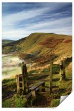 Footpath To Mam Tor