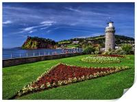 Teignmouth Lighthouse , Print