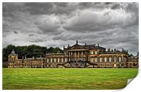 Wentworth Woodhouse , Print