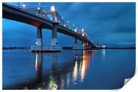 Marcelo Fernan Bridge , Print