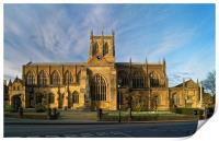 Sherborne Abbey                       , Print