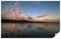 Aberavon Beach, Print